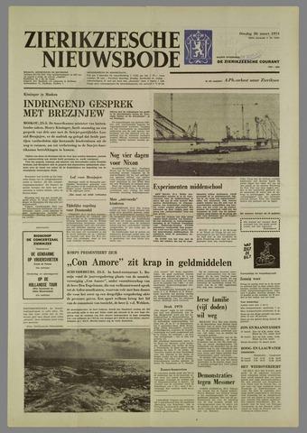 Zierikzeesche Nieuwsbode 1974-03-26