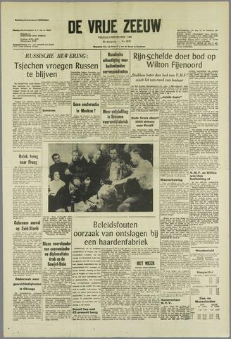 de Vrije Zeeuw 1968-09-06