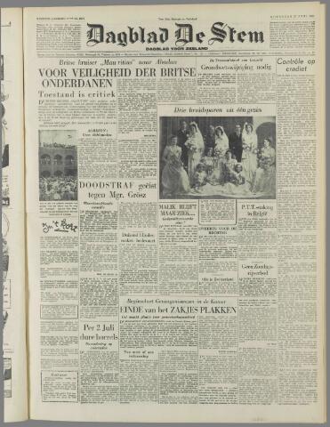 de Stem 1951-06-27