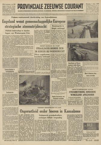 Provinciale Zeeuwse Courant 1959-12-01