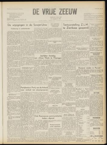 de Vrije Zeeuw 1957-07-05