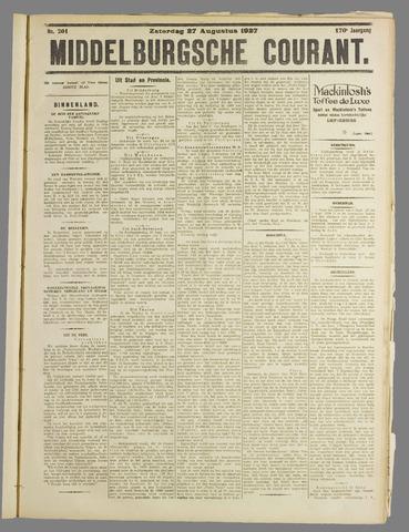 Middelburgsche Courant 1927-08-27