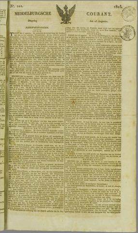 Middelburgsche Courant 1825-08-23