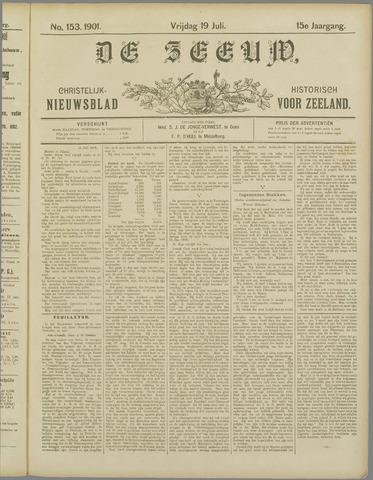 De Zeeuw. Christelijk-historisch nieuwsblad voor Zeeland 1901-07-19