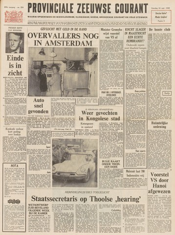 Provinciale Zeeuwse Courant 1966-09-24
