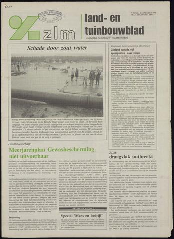 Zeeuwsch landbouwblad ... ZLM land- en tuinbouwblad 1990-11-09