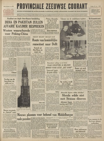 Provinciale Zeeuwse Courant 1962-11-30