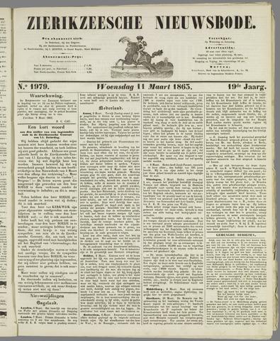 Zierikzeesche Nieuwsbode 1863-03-11