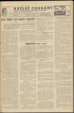 Axelsche Courant 1959-06-27