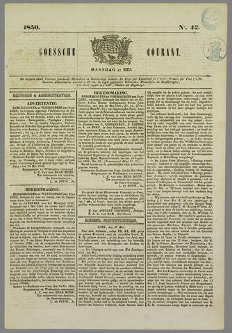 Goessche Courant 1850-05-27