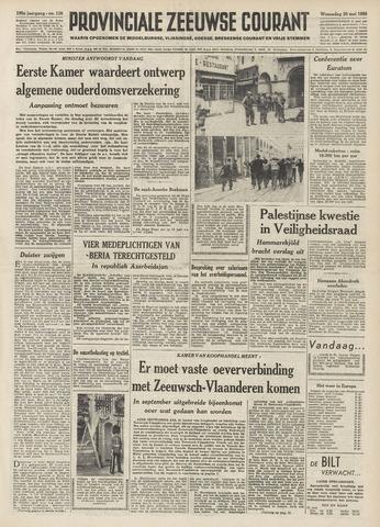 Provinciale Zeeuwse Courant 1956-05-30