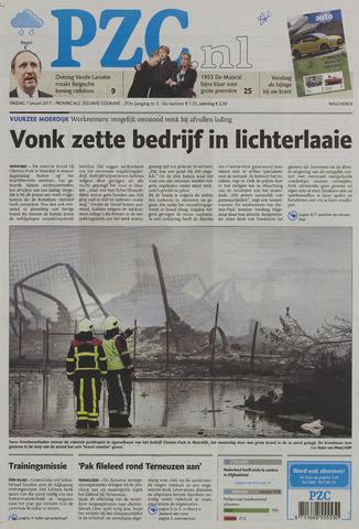 Provinciale Zeeuwse Courant 2011-01-07