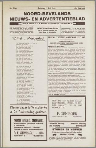 Noord-Bevelands Nieuws- en advertentieblad 1940-05-11
