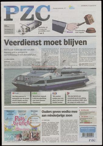 Provinciale Zeeuwse Courant 2014-04-12