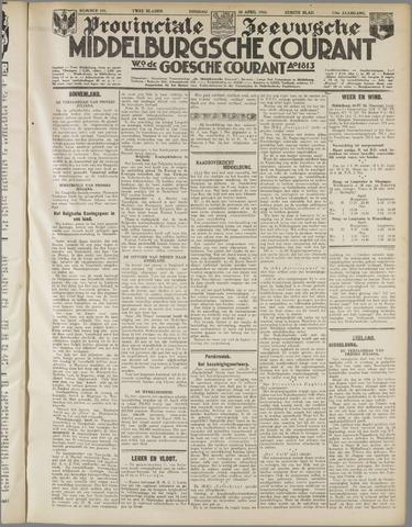 Middelburgsche Courant 1935-04-30