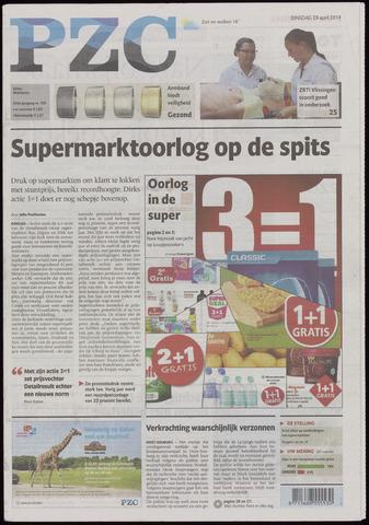 Provinciale Zeeuwse Courant 2014-04-29
