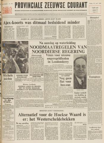 Provinciale Zeeuwse Courant 1969-04-25