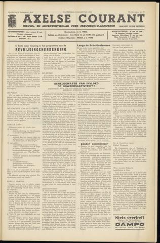 Axelsche Courant 1964-08-08