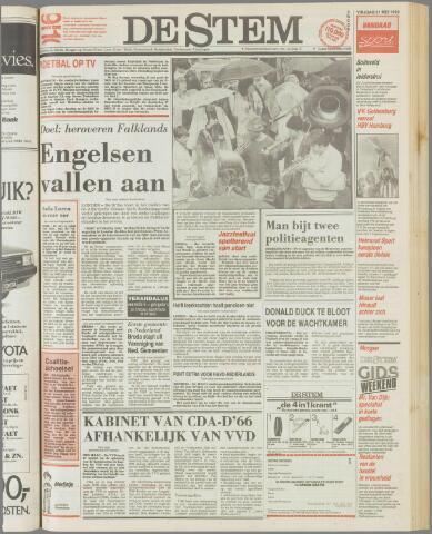 de Stem 1982-05-21