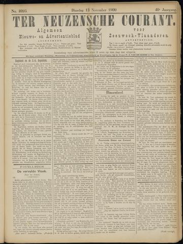 Ter Neuzensche Courant. Algemeen Nieuws- en Advertentieblad voor Zeeuwsch-Vlaanderen / Neuzensche Courant ... (idem) / (Algemeen) nieuws en advertentieblad voor Zeeuwsch-Vlaanderen 1900-11-13