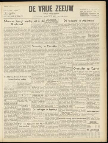 de Vrije Zeeuw 1955-09-23
