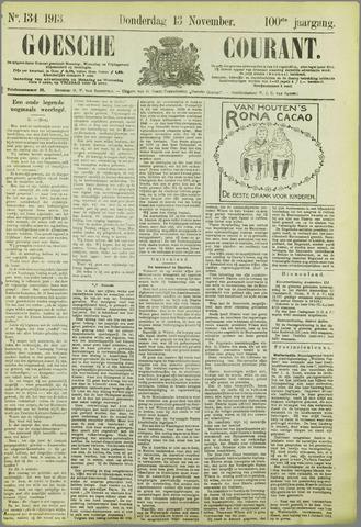 Goessche Courant 1913-11-13