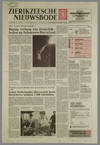 Zierikzeesche Nieuwsbode 1992