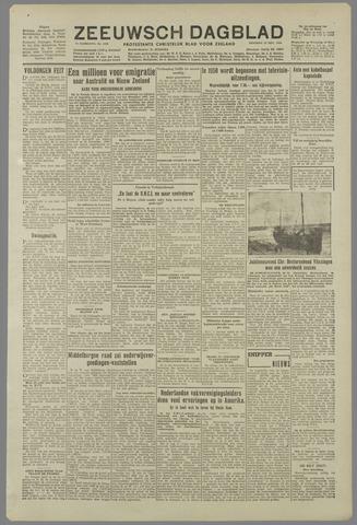 Zeeuwsch Dagblad 1949-12-13
