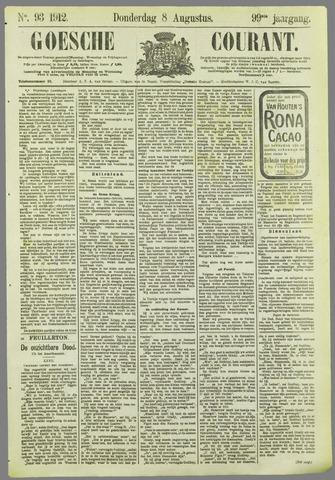 Goessche Courant 1912-08-08