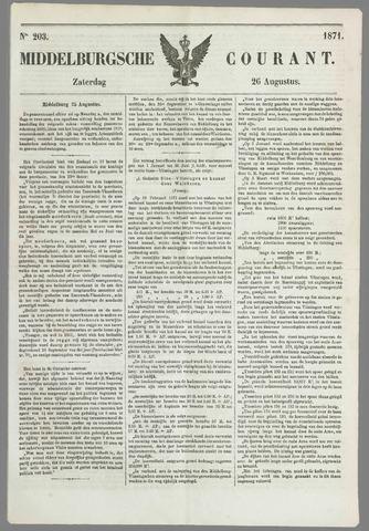 Middelburgsche Courant 1871-08-26
