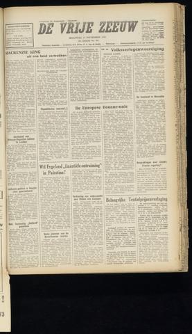 de Vrije Zeeuw 1947-11-17