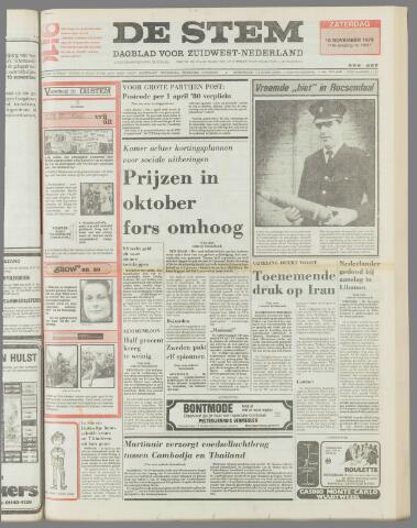 de Stem 1979-11-10