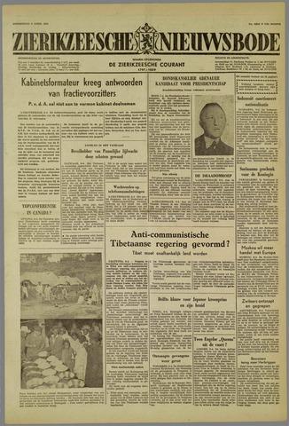 Zierikzeesche Nieuwsbode 1959-04-09