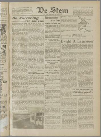 de Stem 1945-05-26