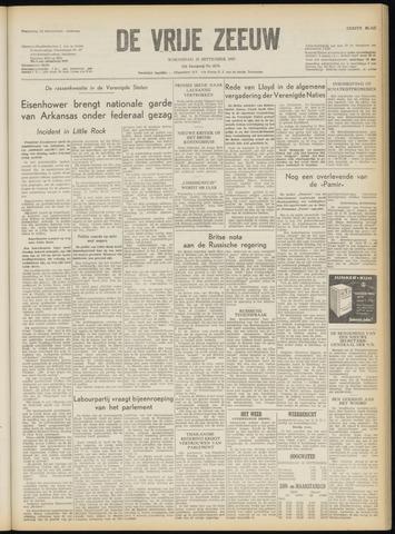 de Vrije Zeeuw 1957-09-25
