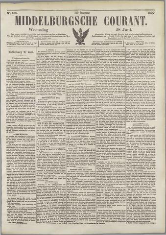 Middelburgsche Courant 1899-06-28