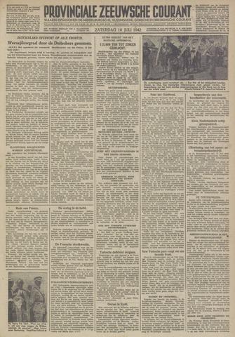 Provinciale Zeeuwse Courant 1942-07-18