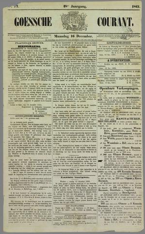 Goessche Courant 1861-12-16