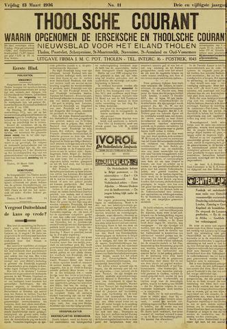 Ierseksche en Thoolsche Courant 1936-03-13