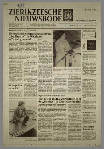 Zierikzeesche Nieuwsbode 1981-05-11