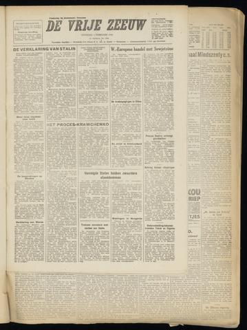 de Vrije Zeeuw 1949-02-01
