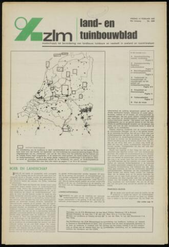 Zeeuwsch landbouwblad ... ZLM land- en tuinbouwblad 1975-02-14