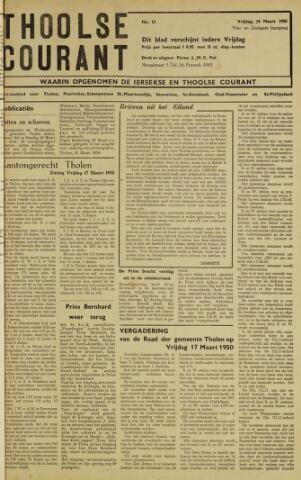 Ierseksche en Thoolsche Courant 1950-03-24