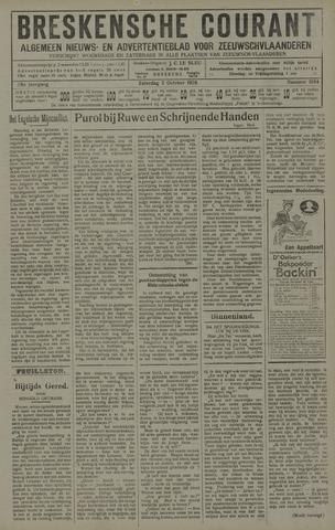 Breskensche Courant 1926-10-02