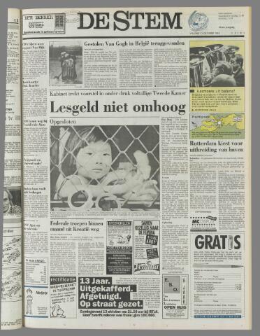 de Stem 1991-10-11