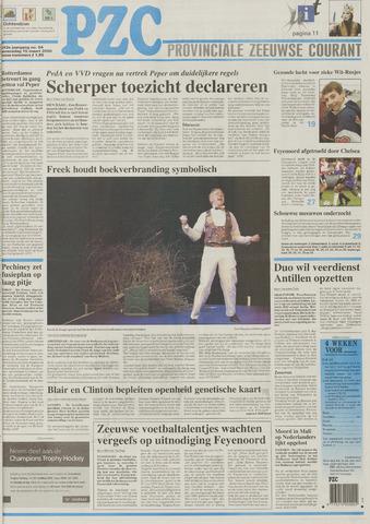 Provinciale Zeeuwse Courant 2000-03-15