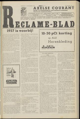 Axelsche Courant 1957-12-31