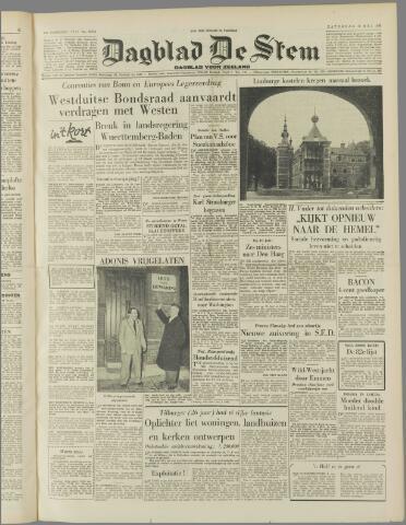 de Stem 1953-05-16