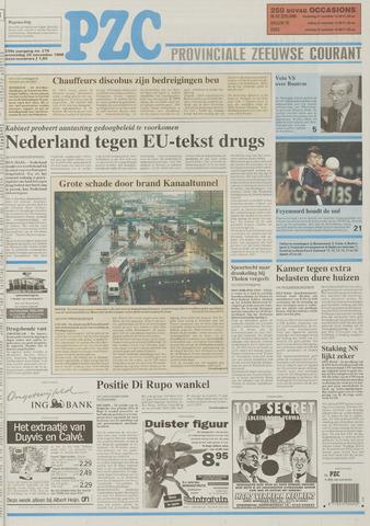 Provinciale Zeeuwse Courant 1996-11-20