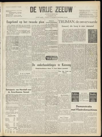 de Vrije Zeeuw 1951-07-28
